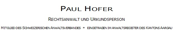 logo paul hofer